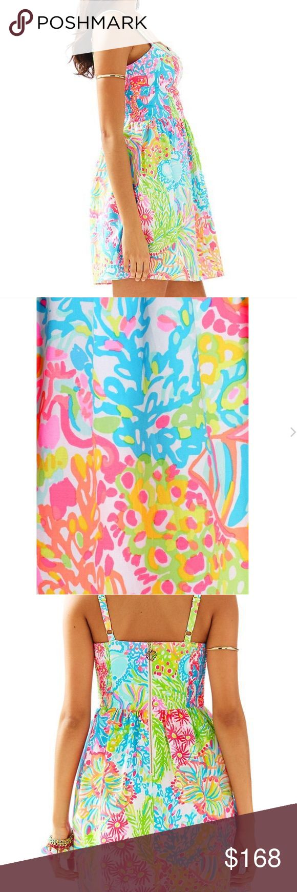 "💚 Lilly Pulitzer Ardleigh fit/flare dress sz10 Lilly Pulitzer Ardleigh fit and flare dress sz10  originally $178 bought ""in the pink"" store on Nantucket Island Lilly Pulitzer Dresses Mini"