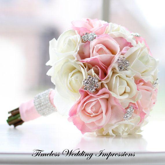 Pale Pink Wedding Flower Bouquets: 17+ Best Ideas About Pink Bouquet On Pinterest