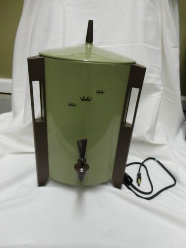 Large Electric Coffee Maker : 17 Best images about RETRO Love on Pinterest Gastroenterology, Gooseneck trailer and Vintage