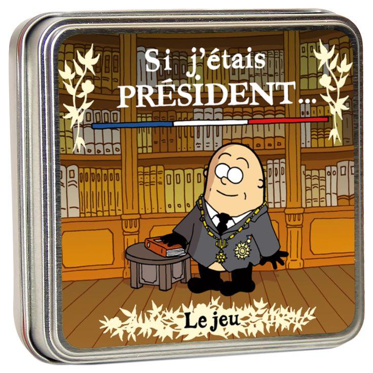 Jeux de société Si j'étais président - 11,00€