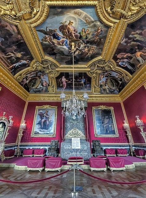 3398 best images about marie antoinette versailles and for Salon de versailles 2016