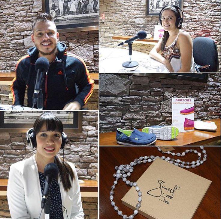 #AnocheEnTrendStudio hablamos de la moda para clima frío o lluvioso, así que tuvimos a @londoncisco quien compartió con nosotros consejos de moda, maquillaje y cabello de esta época. Como parte del mes del #HechoEnCasa conocimos a la diseñadora de accesorios: Patricia Araujo, quien nos presentó su marca: @guapil_sv. Pendientes de nuestras redes porque tenemos regalos. También nos acompañó Gaby de @crocselsalvador, con excelentes noticias para los amantes del calzado cool y confortable. Cada…