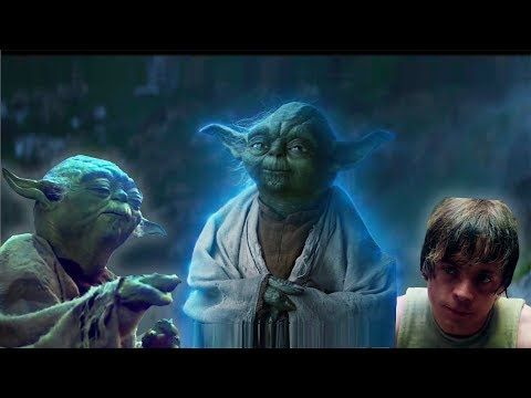 Spread the love - Compartir en Redes Sociales The Last Jedi: Yoda Visits Luke – With Flashbacks Star Wars: The Last Jedi Yoda Visits Luke With Flashbacks. From The Empire Strikes Back, Dagobah and Luke's Jedi Training.