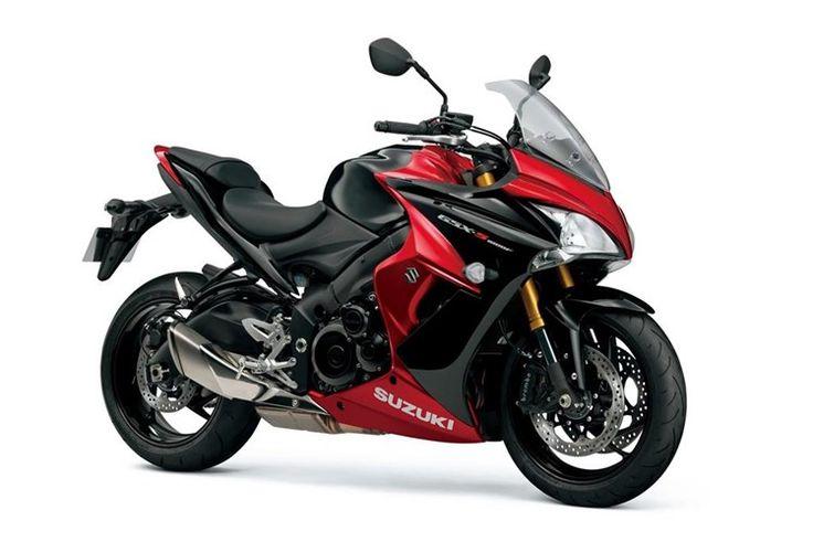 Suzuki+GSX-S1000FA+ABS+ +Moto+ +Estrada