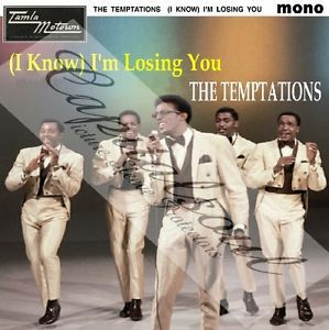 motown musicians 60's | 60S MOD SOUL TAMLA MOTOWN THE TEMPTATIONS I KNOW I'M LOSING YOU ...