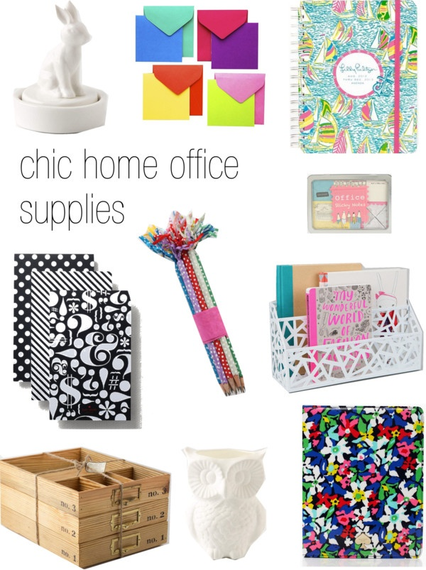 Chic Home Office Supplies Sunnydaystarrynight.com