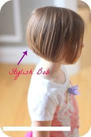 Pleasing 1000 Ideas About Toddler Bob Haircut On Pinterest Girl Haircuts Short Hairstyles For Black Women Fulllsitofus