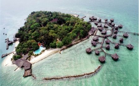 Sejuta Keindahan di Pulau Seribu