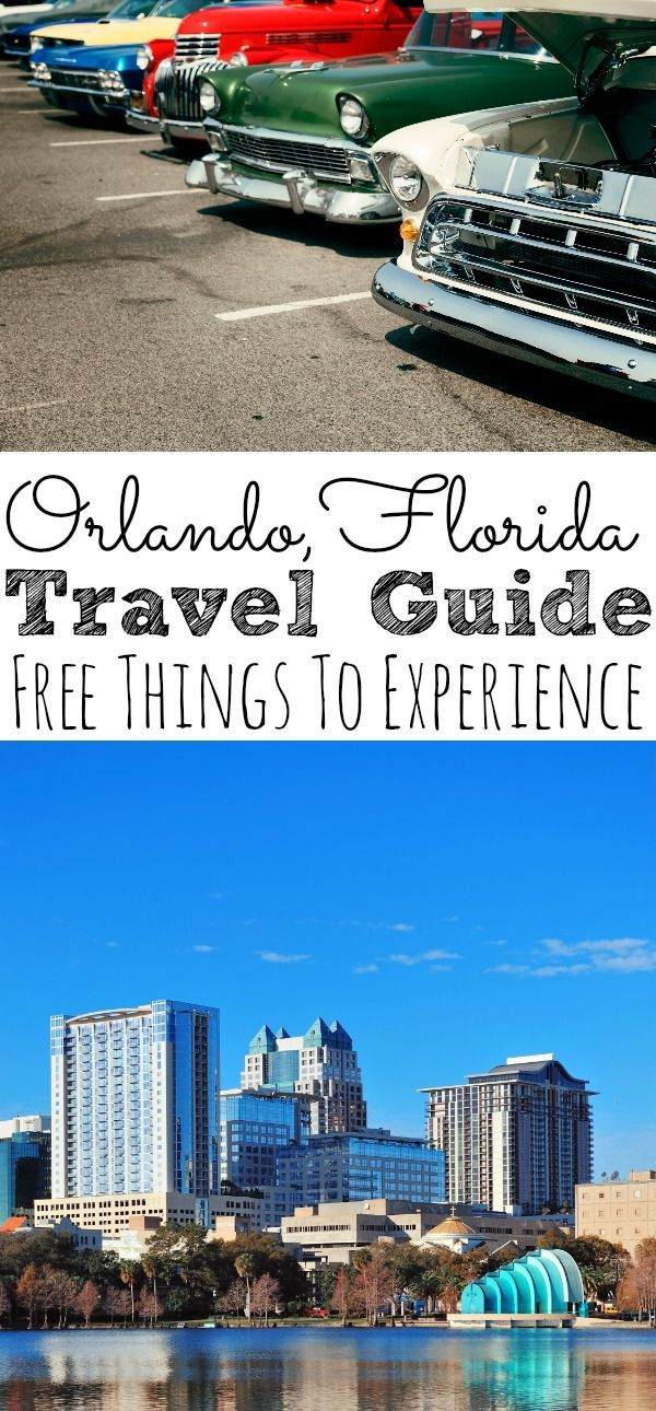 Free Things To Do In Orlando Florida Travel Guide Florida