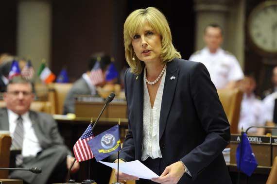 Claudia Tenney '83 (R) was re-elected to the New York State Assembly yesterday after fighting an uphill battle caused by redistricting that she and many others — Republicans and Democrats alike — called gerrymandering.