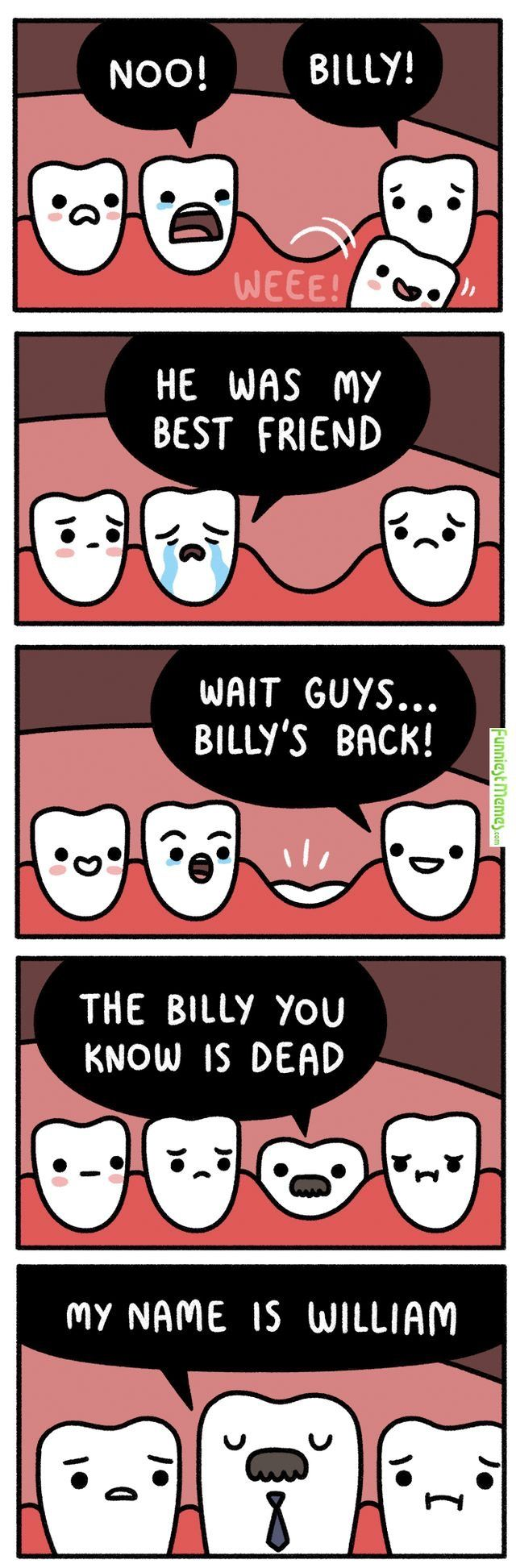Tooth humor!
