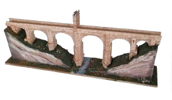 Cuit 3661 - Kit de piedra puente de Alcántara, IndalChess.com Tienda de juguetes online y juegos de jardin