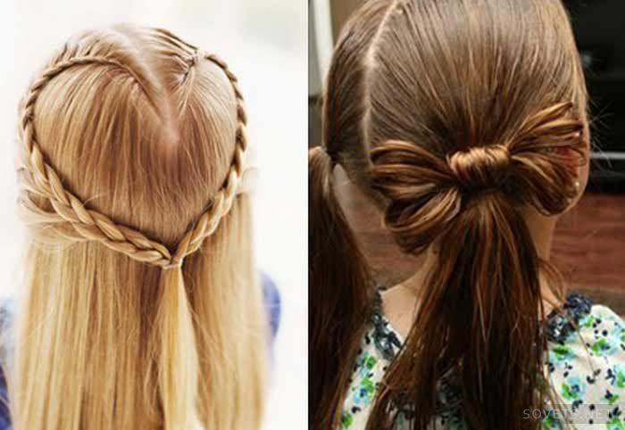 Прически для девочек с длинными волосами пошагово