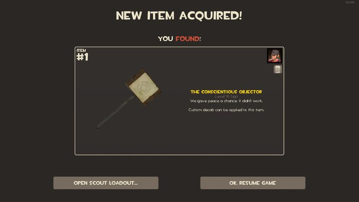 I don't know whether to be happy or sad that this is literally the best drop I've gotten in over 1100 hours. #games #teamfortress2 #steam #tf2 #SteamNewRelease #gaming #Valve