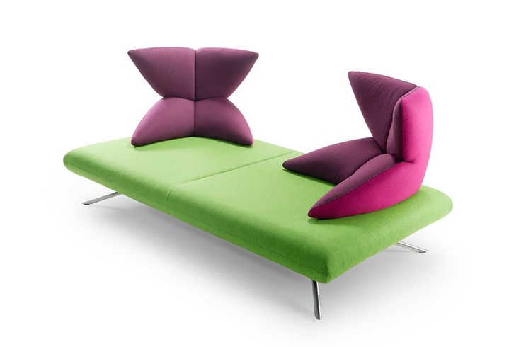 Neu 2016 - Das Sofa Tropic von Signet. New 2016 - The sofa Tropic from Signet.  #sofacouture #comfort #design  #interiour #furniture #madeingermany #relax #style #interiourdesign #interiours #lifestyle #home #love  #möbelliebe #möbel #comfy #sofa