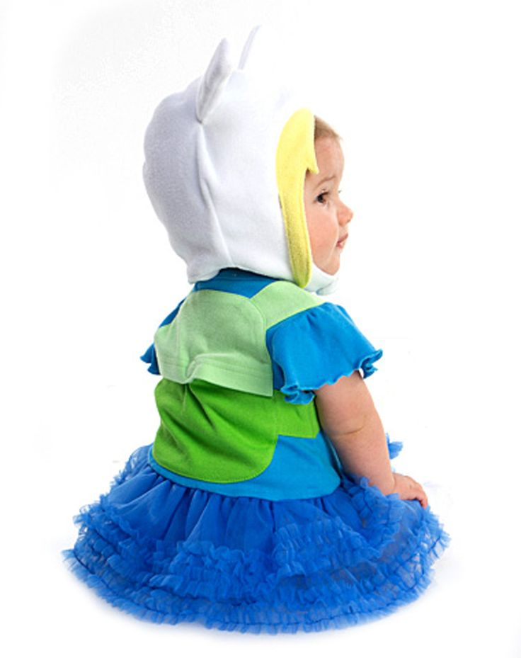 Adventure Time Fionna Infant Costume – Spirit Halloween