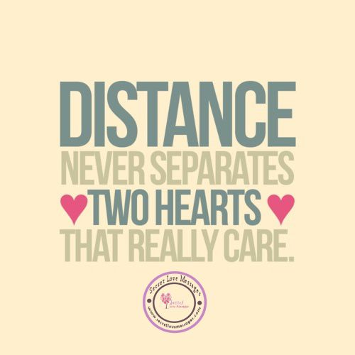Distance Never Separate True Lovers #newrelationship # ...