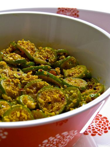 This is inspired by what a Konkani friend brought home one day. Although the dish looked a lot like Kerala Thoran, it tasted very different – sour, spicy and coriander-y. Some basic research online brought up so many recipes for it but I followed the one in Red Chillies. Tendli Sukke Serves 2 Ingredients: 1.5...Read More »
