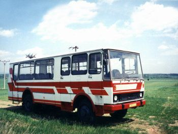 Škoda-LIAZ 100.860 '1991–95