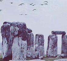 Stonehenge by Indea Vanmerllin