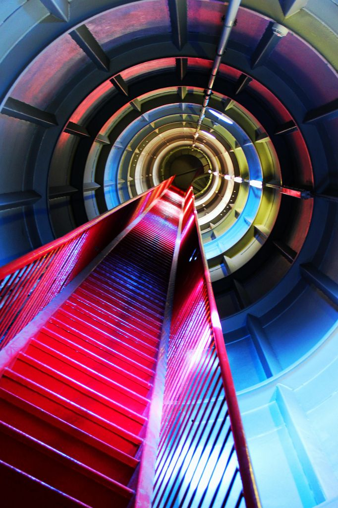 time tunnel | Atomium