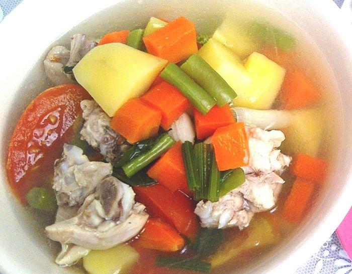 Resep Sayur Sop Bening Sayur Sop Bening Kedengaran Nya Sudah Biasa Namun Kali Ini Lebih Spesial Di Bandingkan Pada Umumn Resep Sup Resep Resep Makanan Sehat