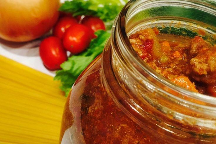 Tout près de l'excellence, il y a cette sauce à spaghetti !