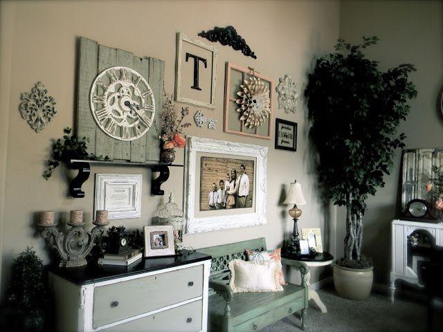 Little Bit of Paint: My Home