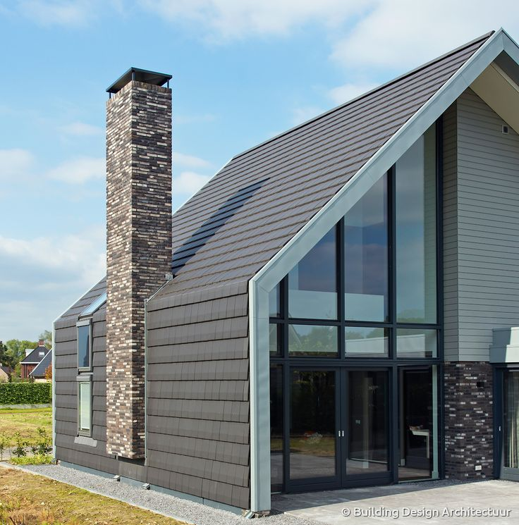Eigentijdse, moderne woning © Building Design Architectuur