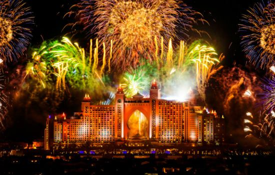 The best spots to catch Dubai's New Year's Fireworks