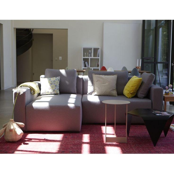One Eighty 2 Sitzer Sofa Mit Chaiselongue Bei Ikarus.de