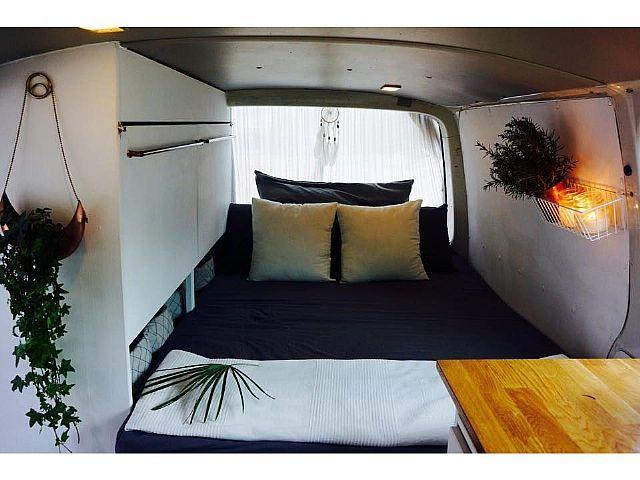25+ parasta ideaa Vw Bus Gebraucht Pinterestissä Vw camper - küchen billig gebraucht