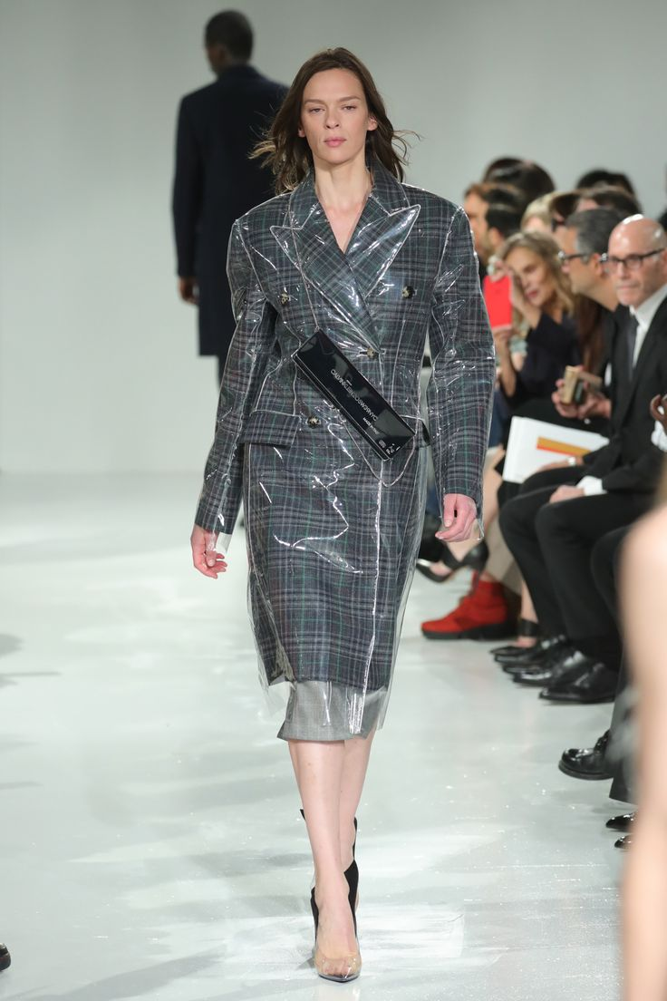 Check Mate: Plaid Is Fall 2017's Must-Have Print Photos | W Magazine