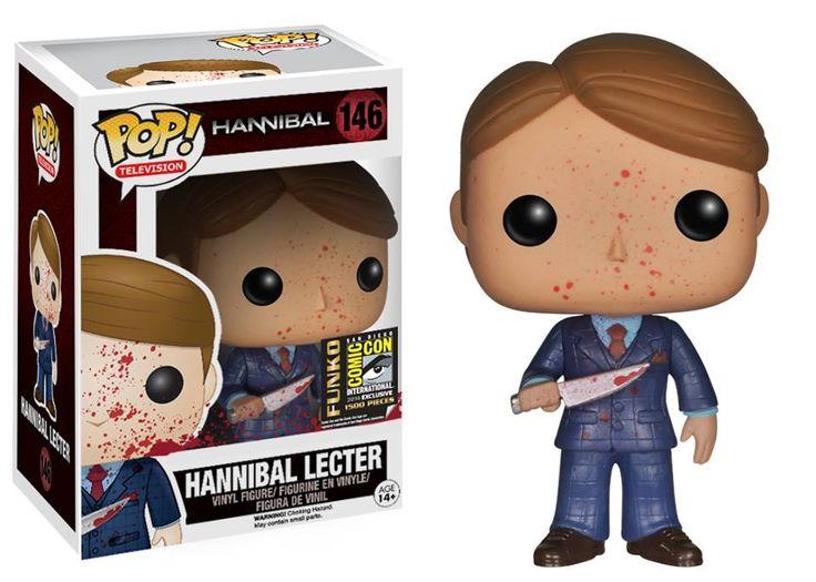Pop! Television #146 - Bloody Hannibal http://www.funkosp.com/amzus/B00M4U6Q4I/