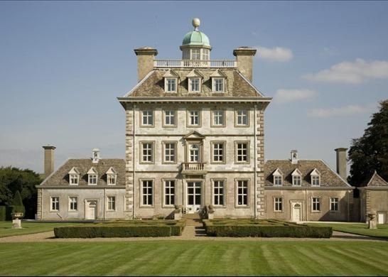 Ashdown House 17th Century Restoration Architecture English Manor Houses Building A House House Styles