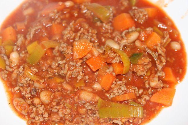 """Serbian Bean Soup """"Pasulj"""""""