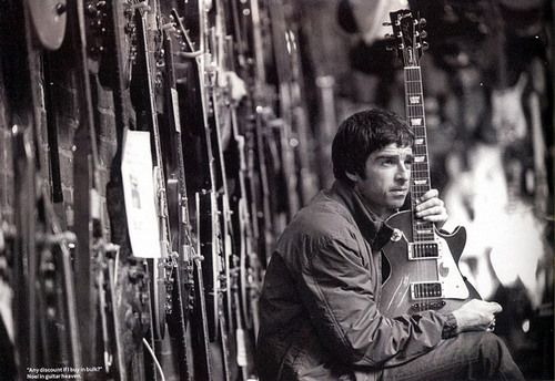 Noel Gallagher the genius behind Oasis