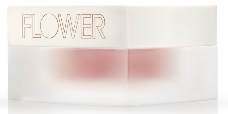 Instead of feeling sticky or looking shiny, this powder-to-cream becomes one with the skin. Pat the loose pigments onto the apples of your cheeks with your fingertips: As soon as the hydrophobic particles hit the skin, they transform into a supple, soft-focus stain. Flower Transforming Touch Powder-To-Crème Blush, $13, walmart.com   - HarpersBAZAAR.com