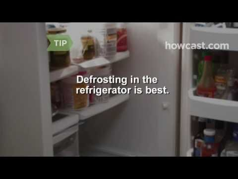 How To Defrost Turkey - Make Sure You Start Soon Enough For Thanksgiving Day