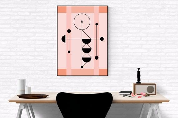 Design print from the Sundial Collection available @redbubble #print #poster #graphic #graphicdesign #sundial #designtrend #scandinavian #wallart #trendy #minimal #abstact #minimalistic #design #terracotta #pastels #interiordesign #interior #decoration #walldecor #poster #print #interiordesign