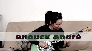 Anouck André: Goodbye Pork Pie Hat - Ibanez Talman TC420    Here is my jazz fusion guitar version of the great standard by Charles Mingus Goodbye Pork Pie Hat as played by Uzeb. My choruses are inspired by Michel Cusson but are not the same than the ones
