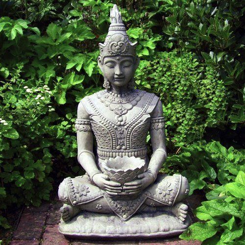 Buddha Garden Statue Decorations For The Yard Resin