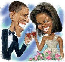 "Valentines day 2013 ..The Obama`s have dinner at the ""MIMIBAR"" Restaurant,possibly the most exclusive & most expensive joint in Washington..they had a $900.00 dinner..but Obama hates the rich..then later on he flies down to Fla. for golf lessons from Tiger..cost..1000.00  per each 1/2 hr. lesson..but Obama hates the rich..."