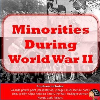 Minority dbq