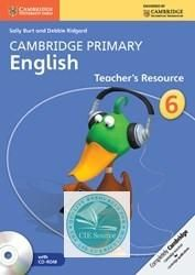 Cambridge Primary English: Teacher's Resource Book with CD-ROM Stage 6 - CIE SOURCE