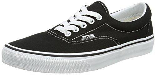 Oferta: 51.52€ Dto: -20%. Comprar Ofertas de Vans - Zapatillas de skate de lona, unisex , color negro (black/black), talla 38 barato. ¡Mira las ofertas!