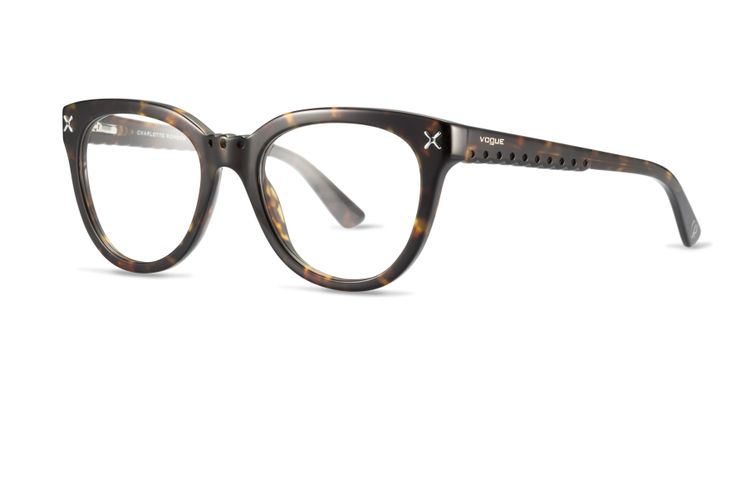Vogue Eyeglass Frames 2014 : VO2887 in Tortoise. From the Vogue CFDA Spring/Summer 2014 ...
