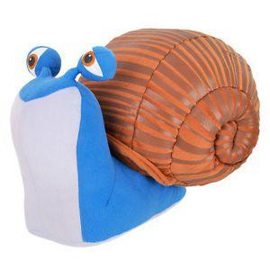 "Turbo Chet 12.5"" Plush Soft Toy 32 cm The racing snail ..."