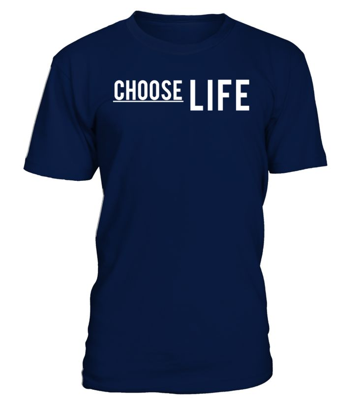 CHOOSE LIFE George Michael WHAM  #gift #idea #shirt #image #music #guitar #sing #art #mugs #new #tv #cool