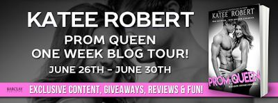 Wonderful World of Books: Blog Tour - Prom Queen by Katee Robert + Giveaway ...